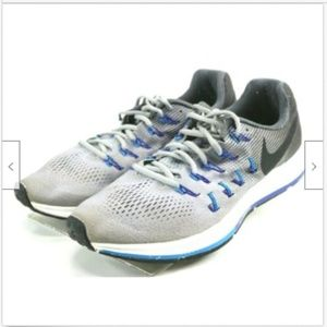Nike Air Zoom Pegasus 33 Men Running Shoes Sz 10.5
